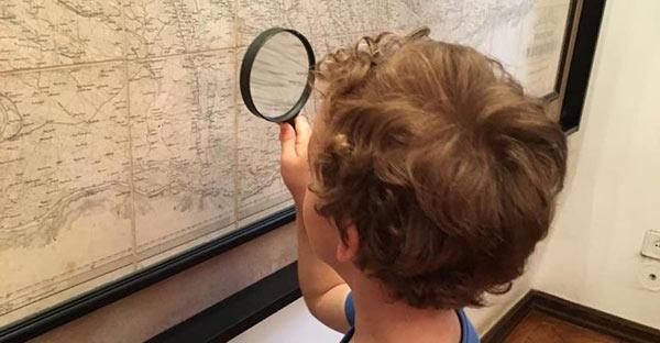 Muzeul Național al Hărților și Cărții Vechi