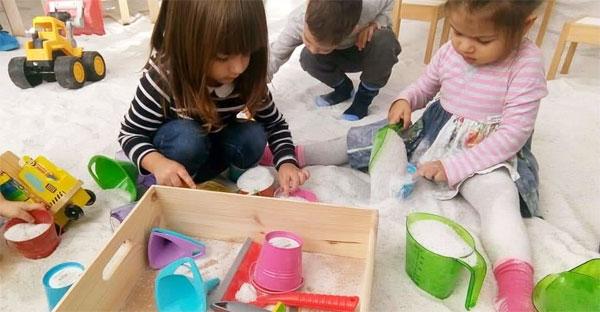 Camera de joacă pentru copii