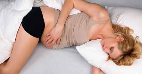 Poziție de dormit în sarcină