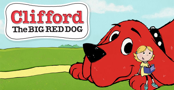 "Animația ""Clifford the Big Red Dog"" - Prime Video"