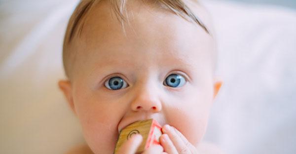 Vederea la bebeluşi