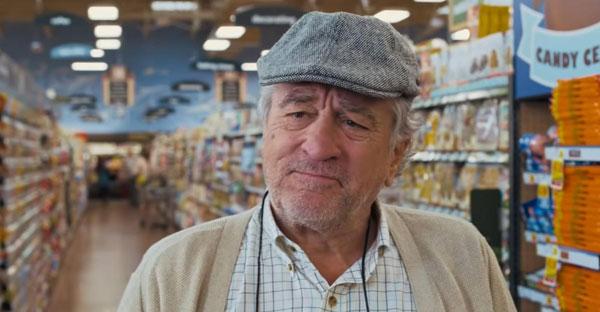 """Robert de Niro este """"Un tataie de coşmar"""""""