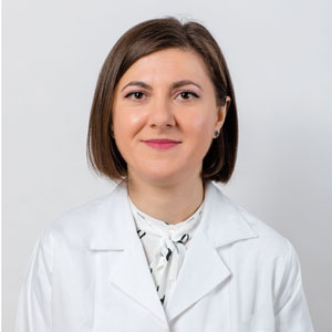 Dr. Elena Cocîrță, medic specialist obstetrică-ginecologie