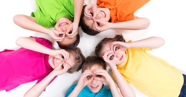 Primii prieteni ai copilului